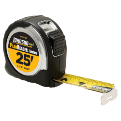 Tape measure from Johnson Level