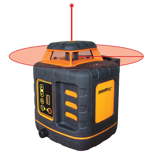 Johnson Level rotary laser level