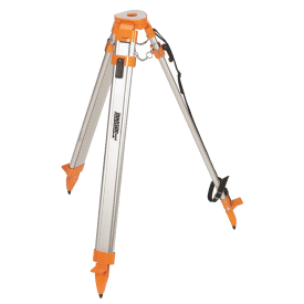 Aluminum orange tripod for sale
