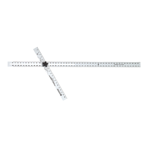 "The Original 48"" and 54"" Aluminum Adjust-A-Squares T-Squares"