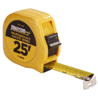 PROFESSIONALS CHOICE® Power Tape Measures