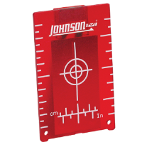 Replacement Red Magnetic Target