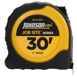 30 foot tape measure from Johnson Level