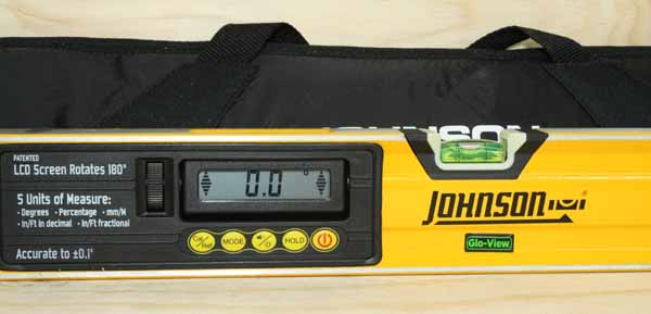 Lcd Digital Level Display Screen Rotates 180degrees