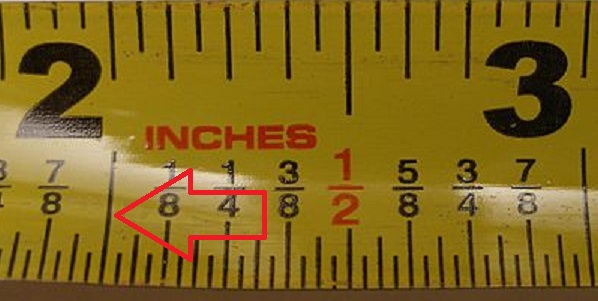 How to read a tape measure reading measuring tape with pictures construction measuring tools - Contractor how to find one ...
