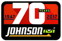 Jonson Level 70th Anniversary Logo