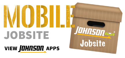 Mobile Jobsite View Johnson Apps
