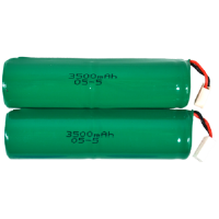 Replacement NiMH Rechargeable Battery Pack for 40-6580