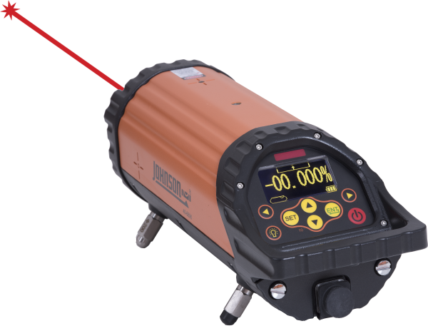 44-6690 Electronic Self-Leveling Pipe Laser