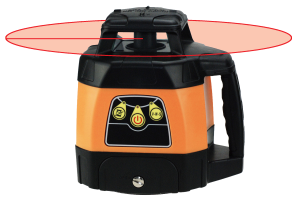 Laser Level w/Beam image for 40-6552